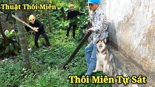 Đối Đầu Với Kẻ Biến Thái Ăn Trộm Chó Husky Giải Cứu Thú Vui 3 Miền | Husky Ngáo Tập 5