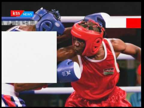 Three of Kenya's male boxers advance to Africa boxing championships