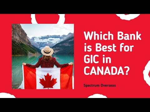 Which Bank Is Best For GIC In Canada? | GIC Canada | ICICI GIC Canada | Scotia GIC Account