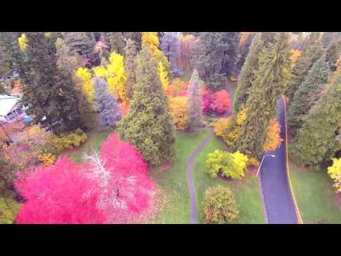 Lithia Park, Ashland, Oregon longer version