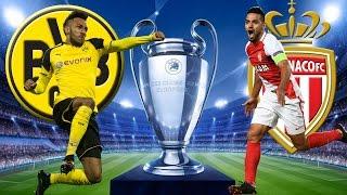 BORUSSIA DORTMUND vs AS MONACO 2:3 Champions League Viertelfinale 11.04.2017
