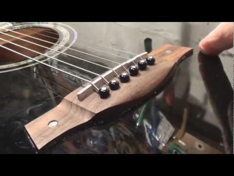 Ibanez Signature Jsa Acoustic Guitar Part