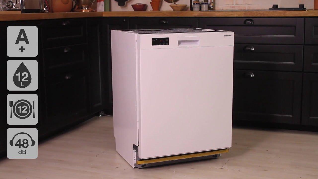 blomberg opvaskemaskine