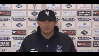 Tony Pulis' pre-Stoke press conference