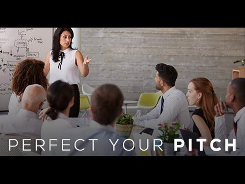 Perfect Your Pitch With Evan Baehr