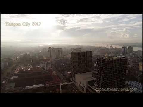 Our city Yangon ..