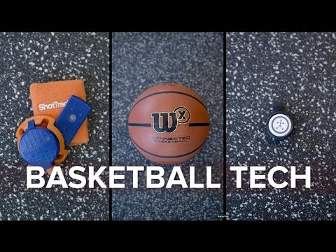 Testing The Latest Basketball Tech With Klay Thompson