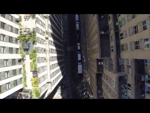 GoPro: NYC Drone