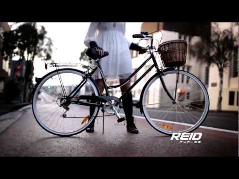 Ladies Vintage Bikes By Reid Cycles Australia