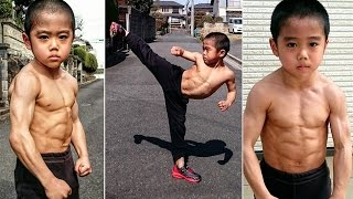 The Strongest Kids In The World - Next Bruce Lee Kid Ryusei Imai