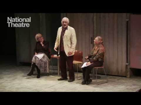 Anna Carteret and Edward Petherbridge in conversation - National Theatre at 50