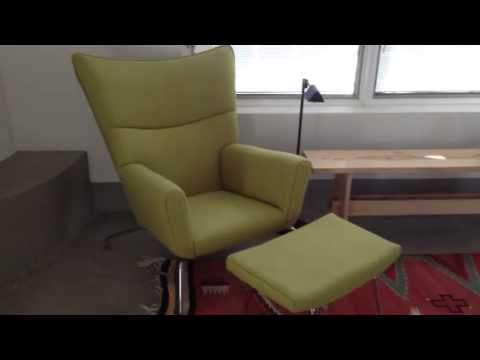 Kardiel Wegner Wing Chair After Purchase. My Review And Feedback Of Kardiel    YouTube