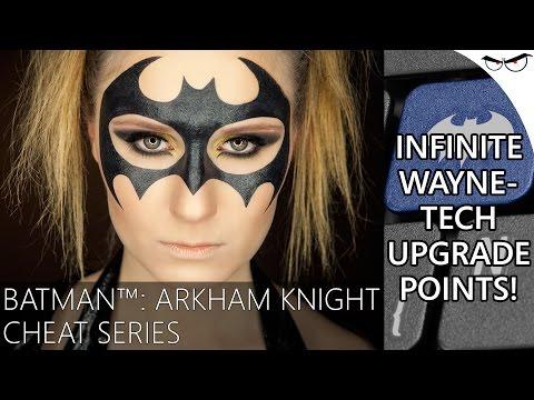 Batman: Arkham Knight Cheats - Infinite Waynetech Upgrade Points (Skill Points   Cheat Engine)