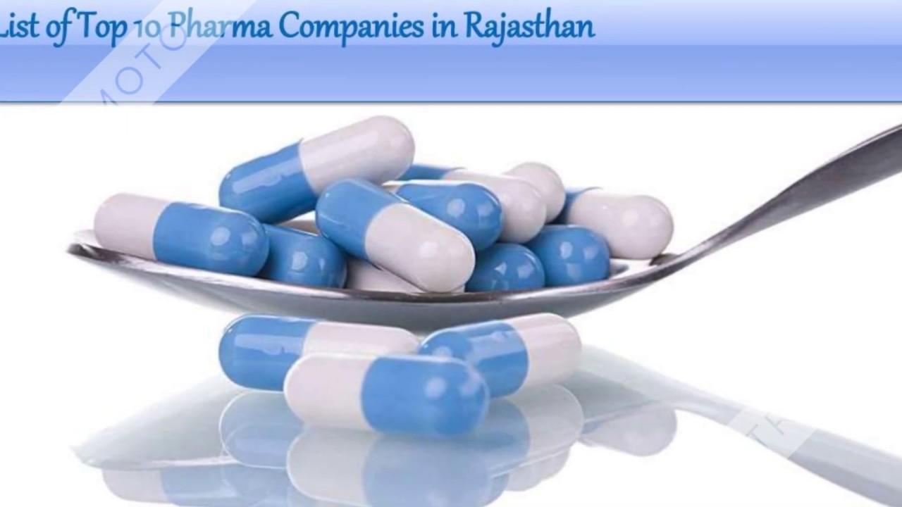 Top 10 Pharma Companies in Rajasthan   Rajasthan PCD