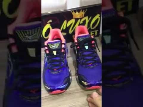 mizuno wave prophecy 6 red youtube