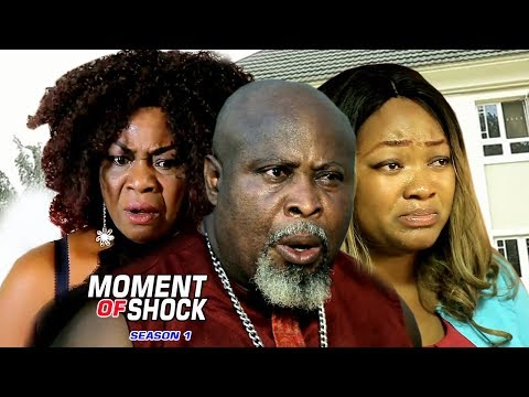 Moment Of Shock Season 1 - (New Movie) 2018 Latest Nigerian Nollywood Movie Full HD