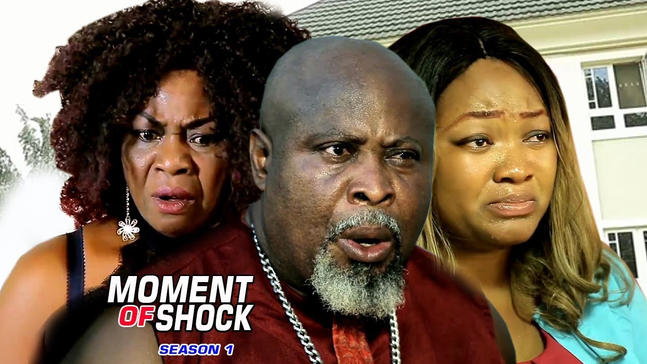 Download Moment Of Shock Season 1 - (New Movie) 2018 Latest Nigerian Nollywood Movie Full HD