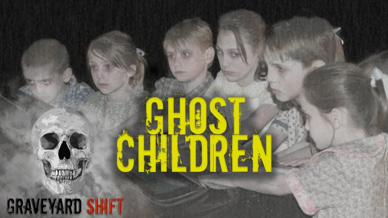 Do Spirits Of Children Actually Haunt The San Antonio