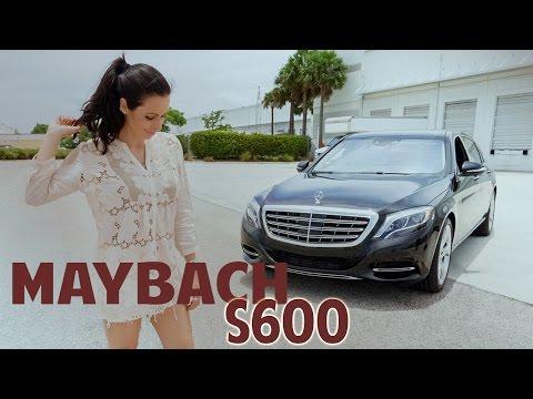 Miami 3 | Conhecendo o Mercedes-Maybach S600 2017