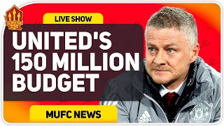 Solskjaer's 150 MILLION Transfer Bonus! Man Utd News Now