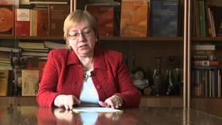 Видеовыступление Марии Валерьевны Вербицкой