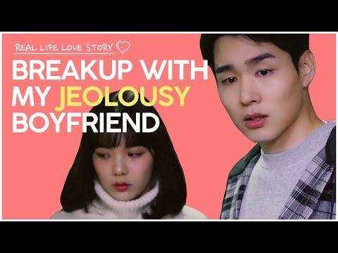 The breakup with my jeolousy boyfriend / Real Life Love Story - Season 2, Ep. 5