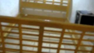 Queens Size Bed Frame-palliser Bed Frame All Wood - $150