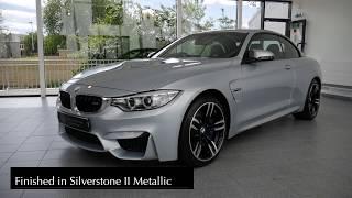 2016 BMW M4 Cabriolet -  Revs / Exterior and Interior Walkaround
