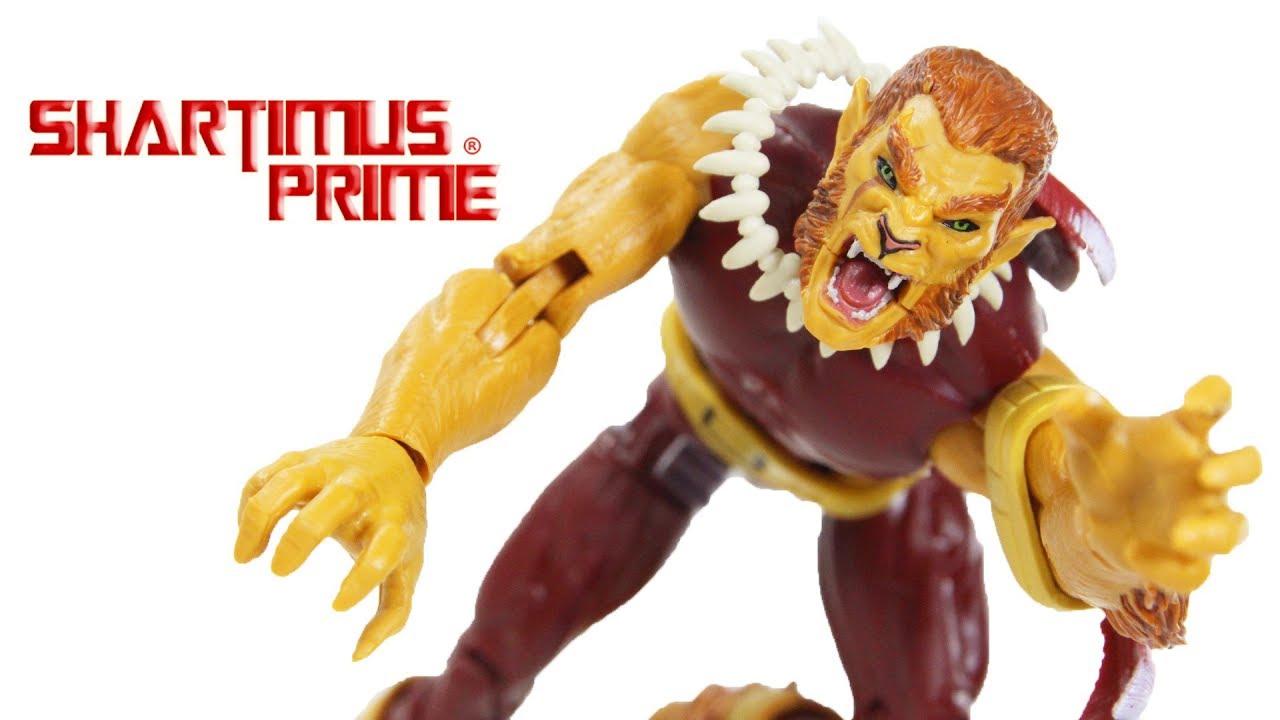 Marvel Legends PUMA Kingpin BAF