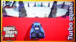 XAKEP - Ice Battle - Turbo Squad 8-7 (GTA V Online)