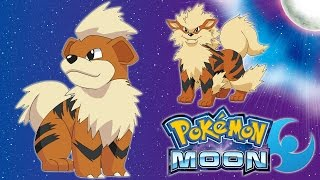 Repeat youtube video Pokemon: Moon - Growlithe Evolved!