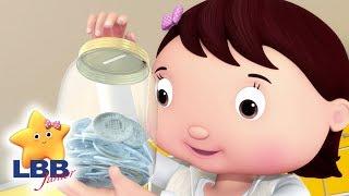 Piggy Bank Instrumental Lullaby For Kids | Little Baby Bum Junior | Kids Songs | Songs For Kids