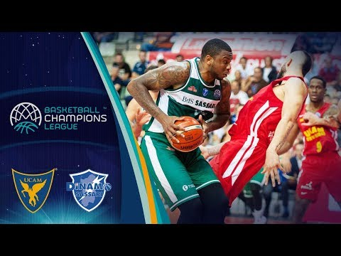 UCAM Murcia v Dinamo Sassari - Full Game - Basketball Champions League
