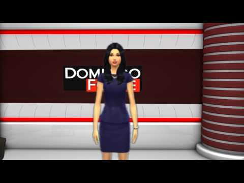 HD | Chamada Domingo Forte com Viviane Bueno - TV