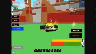 roblox hacker caught on the game dragon ball tua