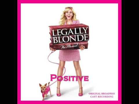 BWAY BARBIE'S KARAOKE - Legally Blonde - Positive