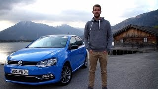 Volkswagen VW Polo 2014 Facelift Test - 1.2 TSI 90PS - #ilovecars // review