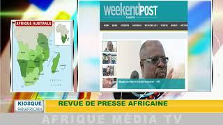 Revue de presse africaine : KIOSQUE PANAFRICAIN DU 17 08 2018