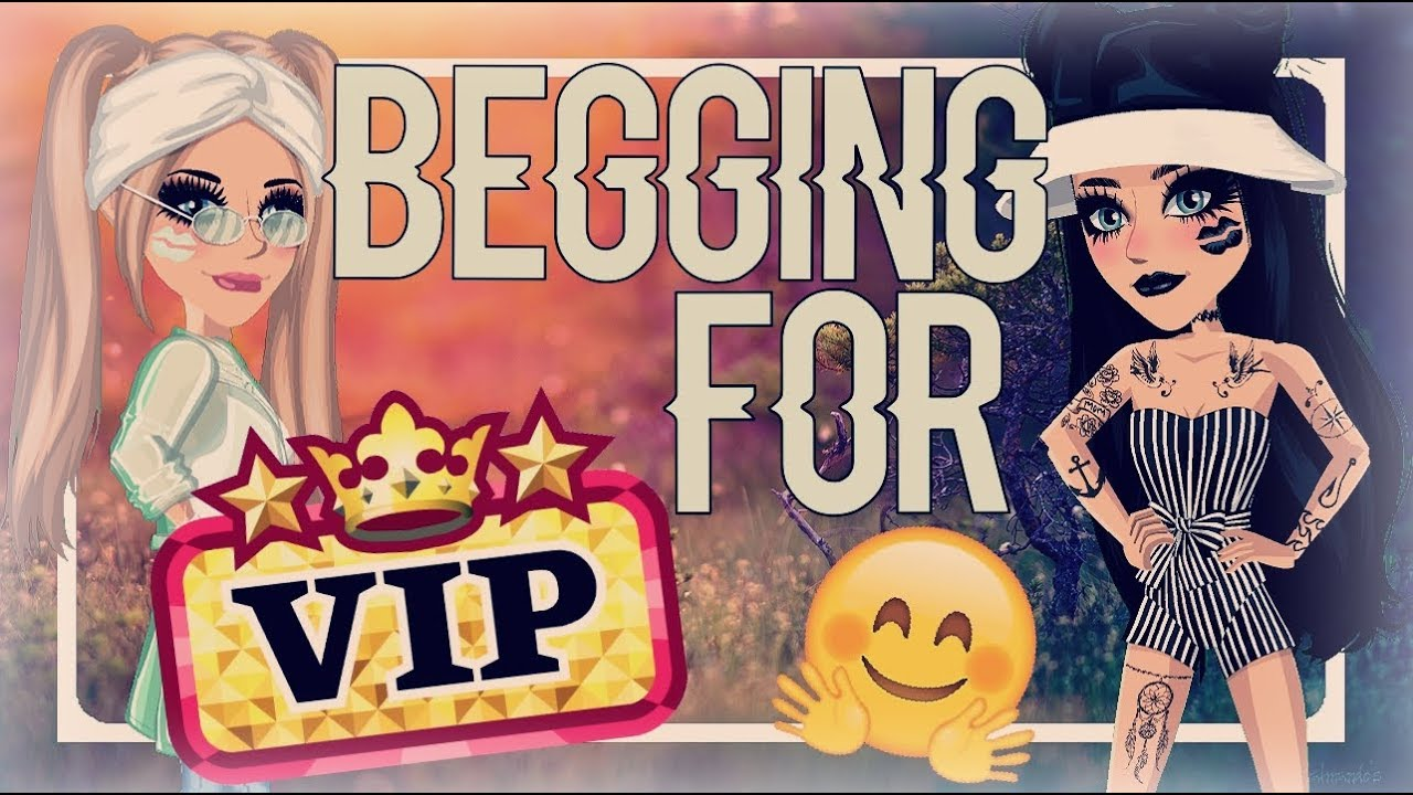 MSP Imma VIP Beggar! | Free Acc | Its Trendyy MSP Collab ♥ FINISHED ♥
