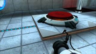 """Видеоурок №5 на тему """"Приколы в Portal"""""""