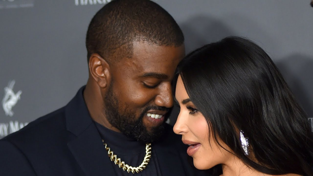 Kim Kardashian & Kanye West Repair Relationship To Handle Children & Divorce