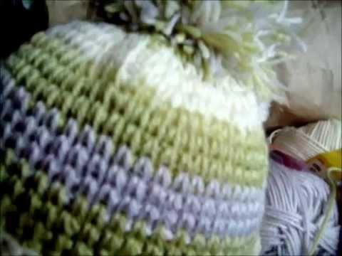 Knit Look Crochet Youtube