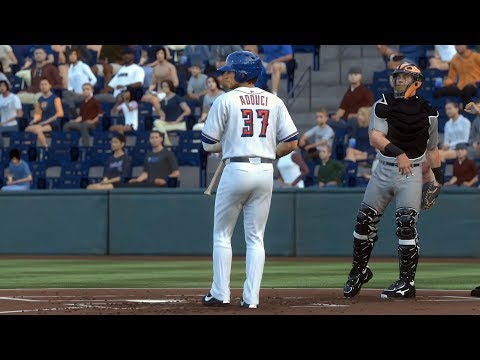 MLB The Show 18 - Toledo Mud Hens vs Detroit Tigers - Gameplay (PS4 HD) [1080p60FPS]