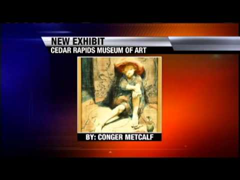 CR Museum to Celebrate Conger Metcalf