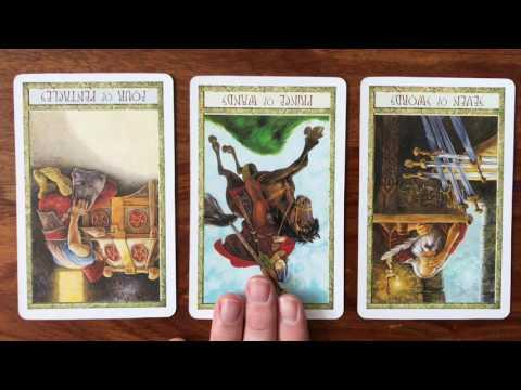 Daily Tarot Reading for 20 April 2017 | Gregory Scott Tarot
