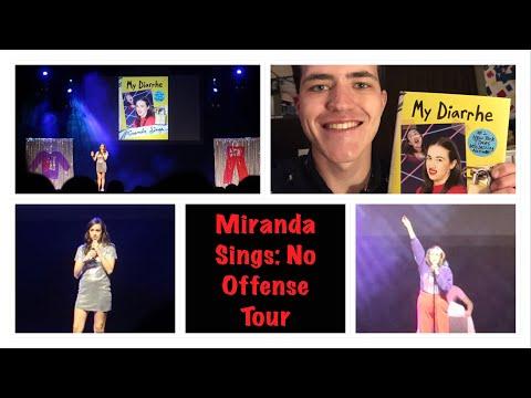 Miranda Sings: No Offense Tour | 7/11/18 Toms River, NJ