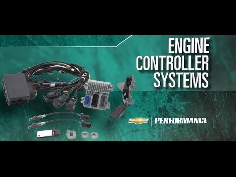 Chevrolet Performance LS Engine Controller Kit Chevy Complete