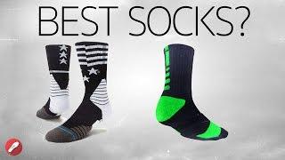 Top 5 Performance Basketball Socks!