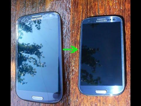 Перемещение Samsung Galaxy S3 в новый корпус вместе с AMOLED экраном (пошаговая инструкция)