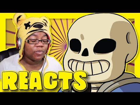 A Beautiful Day Undertale by ClearlyConfused   Animation Reaction